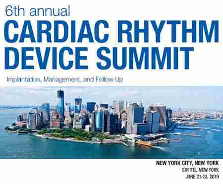 Cardiac Rhythm Device: Implantation, Management, and Follow Up in New York on 21 Jun