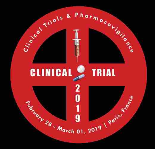 International Conference on Clinical Trials & Pharmacovigilance in Paris on 28 February 2019