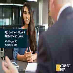 Washington DC Connect MBA: Free Headshots and Meet Top MBA Programs 1-on-1 in Washington on 15 Nov