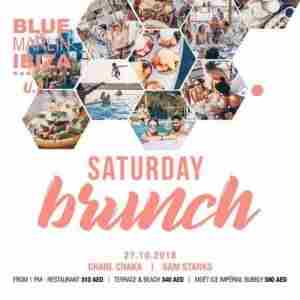 SATURDAY BRUNCH - 2018 in Dubai on 27 Oct