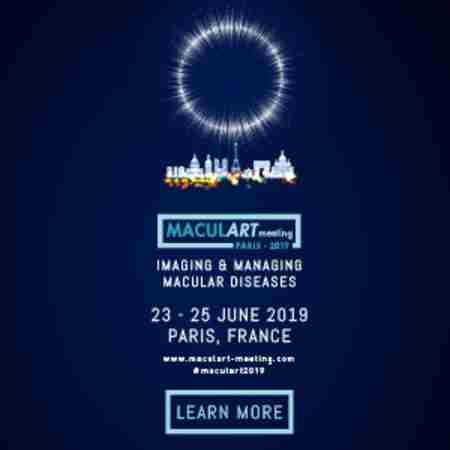 The Third International MaculArt Meeting in Paris on 23 Jun