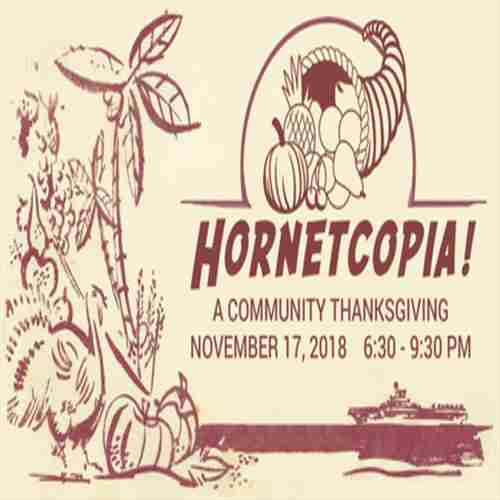 HornetCopia! A Community Thanksgiving in Alameda on 17 Nov