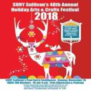SUNY Sullivan's Arts and Crafts Festival in Loch Sheldrake on 18 Nov