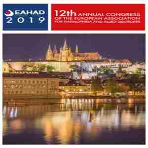 12th EAHAD Congress | 6-8 February 2019 | Prague, Czech Republic in Praha 4 on 06 February 2019