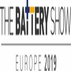 The Battery Show Europe 2019 | Stuttgart, Germany | Trade Fair And Conference in Stuttgart on 7 May