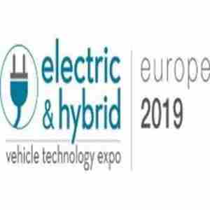 Electric And Hybrid Vehicle Technology Expo Europe 2019 - Stuttgart, Germany in Stuttgart on Tuesday, May 7, 2019