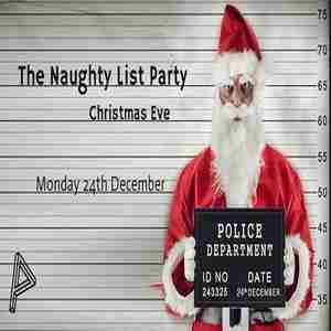 Christmas Naughty Or Nice Chart.The Naughty List Party