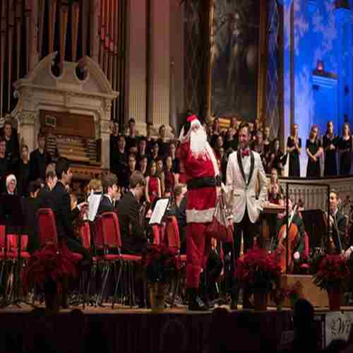 Annual Family Holiday Concert in Worcester on Sunday, December 16, 2018