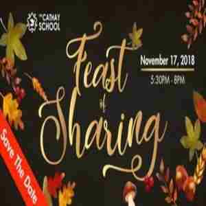 Feast of Sharing - Dinner Theater in Rockville on 17 November 2018