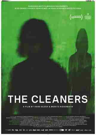 """The Cleaners"" Film & Talk on Who Controls What You See on the Internet in New York on 18 Nov"