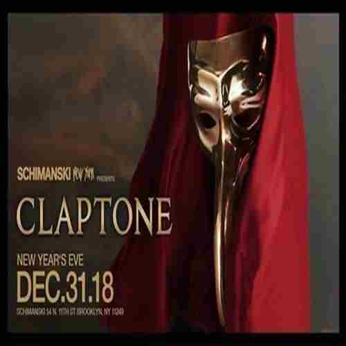 Claptone x NYE in Brooklyn on 31 Dec