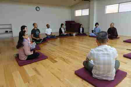 [Korea Town]Every Saturday Chan Meditation @ Shatto Recreation Center in Los Angeles on 17 Nov