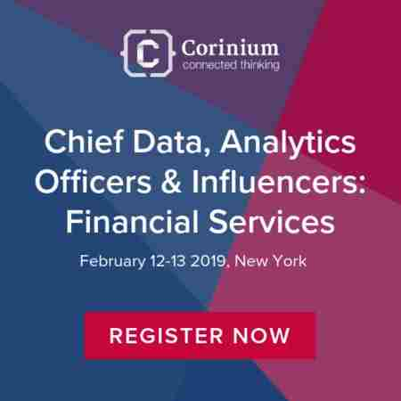 Chief Data Analytics Officers & Influencers: Financial Services - New York in New York on 12 Feb