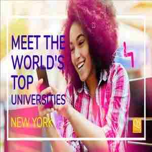 New York Graduate Fair - Meet Top US & International Master's Programs in New York on 26 Jan
