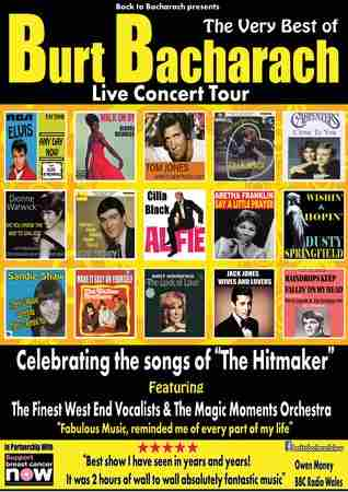 Back To Bacharach in Southend-on-Sea on 18 January 2019