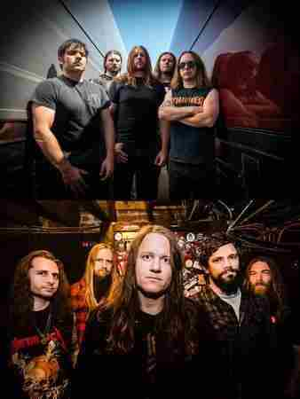 Darkest Hour and Unearth at ULU, London in Greater London on 23 Mar