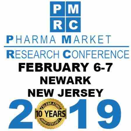 2019 Pharma Market Research Conference USA in Newark on 6 Feb