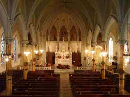St. Charles Borromeo Christmas Concert in Woonsocket on Sunday, December 16, 2018