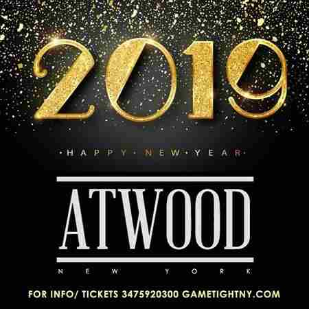 Atwood NYC New Years Eve 2019 in New York on 31 Dec