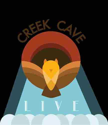 Creek Cave Live in Long Island City on 14 Dec