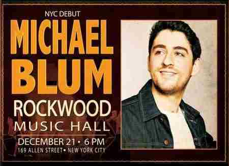 NY Native/DownBeat's Rising Star Guitarist, Makes NYC Debut at Rockwood in New York on 21 Dec