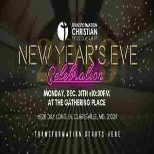 NYE Celebration at Transformation Christian Fellowship in Clarksville on Monday, December 31, 2018