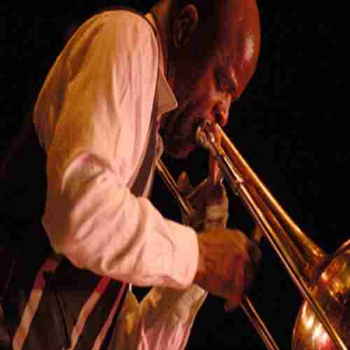 Harlem Jazz Series - Craig Harris Quartet in New York on 11 Dec
