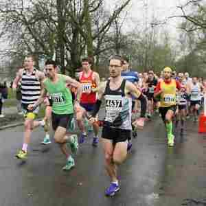 Victoria Park 10K and 10 Mile - Sunday 17 February 2019 in London on 17 Feb