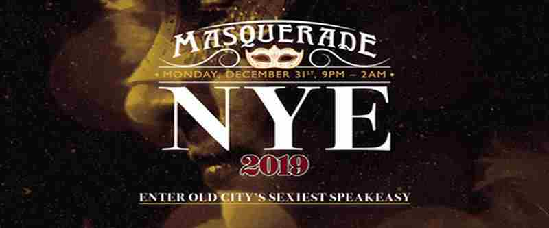 New Year's Masquerade at Infusion Lounge in Philadelphia on 31 Dec