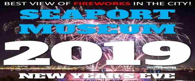 NYE Fireworks Party at the Seaport Museum Philly on the River in Philadelphia on 31 Dec