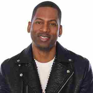 Tony Rock at The Hartford Funny Bone in Manchester on 4 Jan