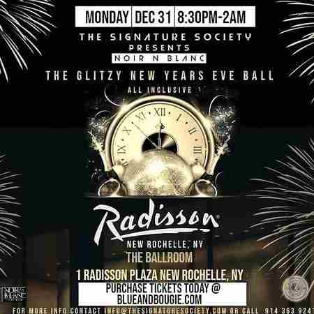 New Year's Eve Ball in New Rochelle on Monday, December 31, 2018