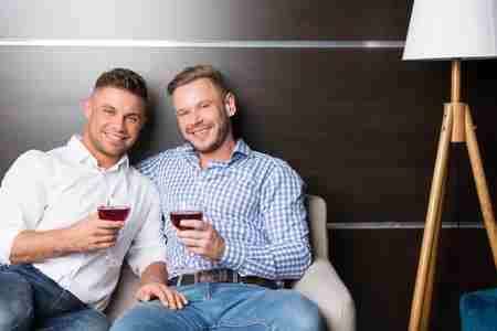 Gay Men Matched Dating in Hell's Kitchen 1/16 in New York on 16 Jan