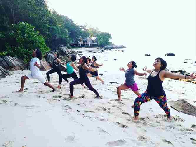 200 Hour Yoga Teacher Training in India in Rishikesh on 1 Oct