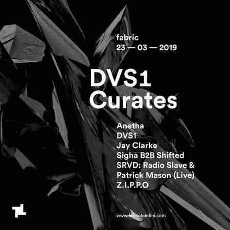 DVS1: Curates in Greater London on 23 Mar