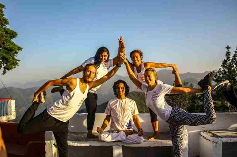 300 Hour Yoga Teacher Training in India in Rishikesh on 1 Oct