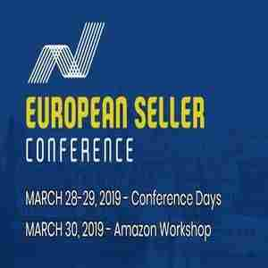 European Seller Conference in Prague - March 2019 in Praha 1-Florenc on Thursday, March 28, 2019