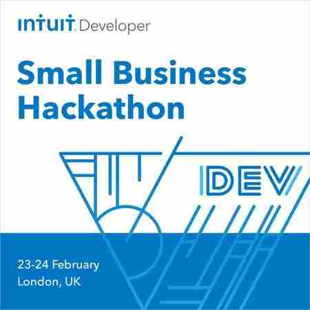 Intuit Small Business Hackathon London in Greater London on 23 February 2019