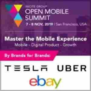 Open Mobile Summit 2019, San Francisco, USA in Burlingame on 7 Nov