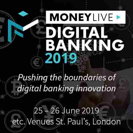 MoneyLIVE Digital Banking 2019 in Greater London on 25 Jun