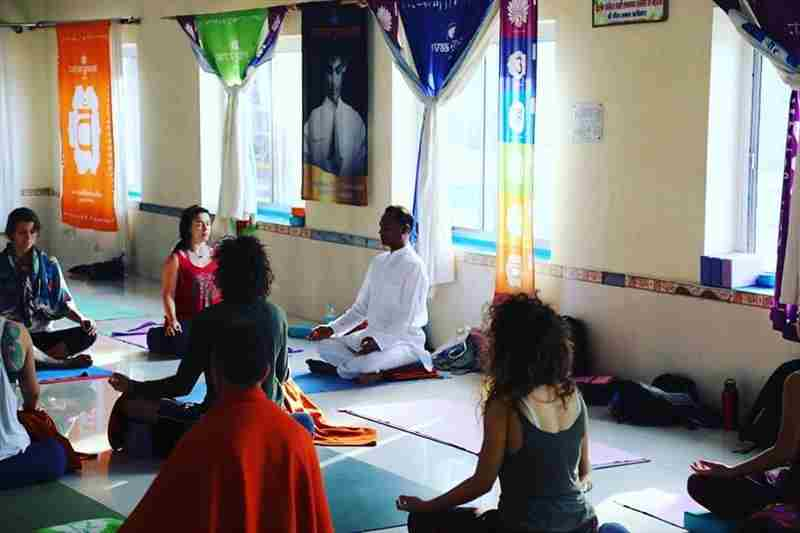 Internationally Certified Yoga Teacher Training India in Rishikesh on 1 Dec
