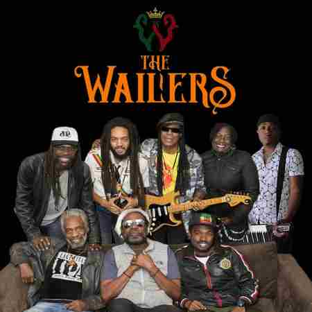 The Wailers in Southend-on-Sea on 19 Mar