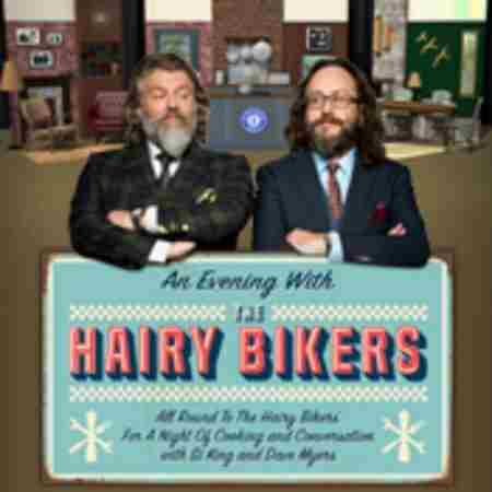 An Evening With The Hairy Bikers in Southend-on-Sea on 22 Mar