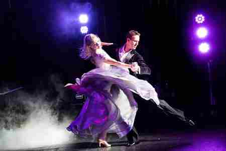 Brendan Cole - Show Man in Southend-on-Sea on 24 Mar