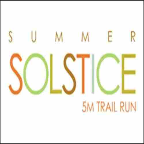 Summer Solstice 5-Mile Trail Race (and accompanying flat 5K) in Newton on 22 Jun