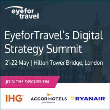 EyeforTravel's Digital Strategy Summit, London in London on 21 May