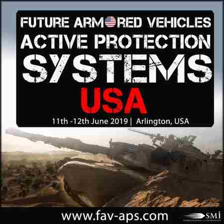 Future Armored Vehicles Active Protection Systems USA in Arlington on 11 Jun