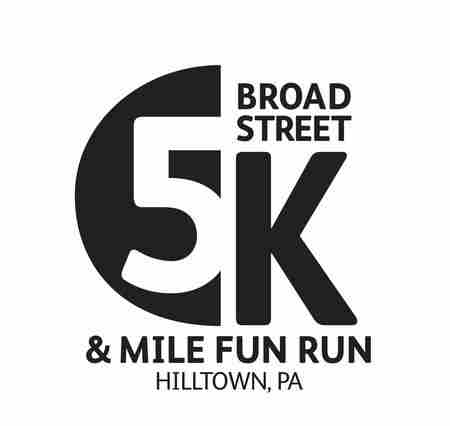 Broad Street Hilltown 5K Race and 1 Mile Fun Run in Perkasie on 7 Aug