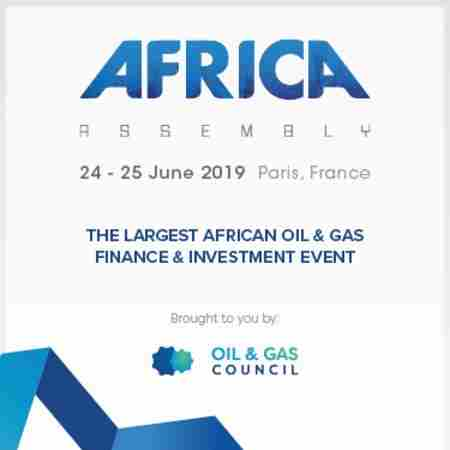Oil and Gas Council, Africa Assembly, Paris 2019 in Paris on 24 Jun