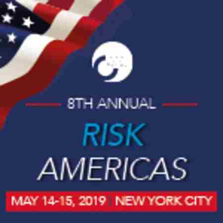 Risk Americas 2019, May 14-15, New York in New York on Tuesday, May 14, 2019